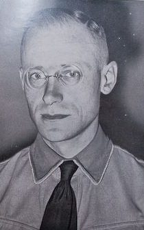 Герберт Баке. Рейхсминистр продовольствия и сельского хозяйства.