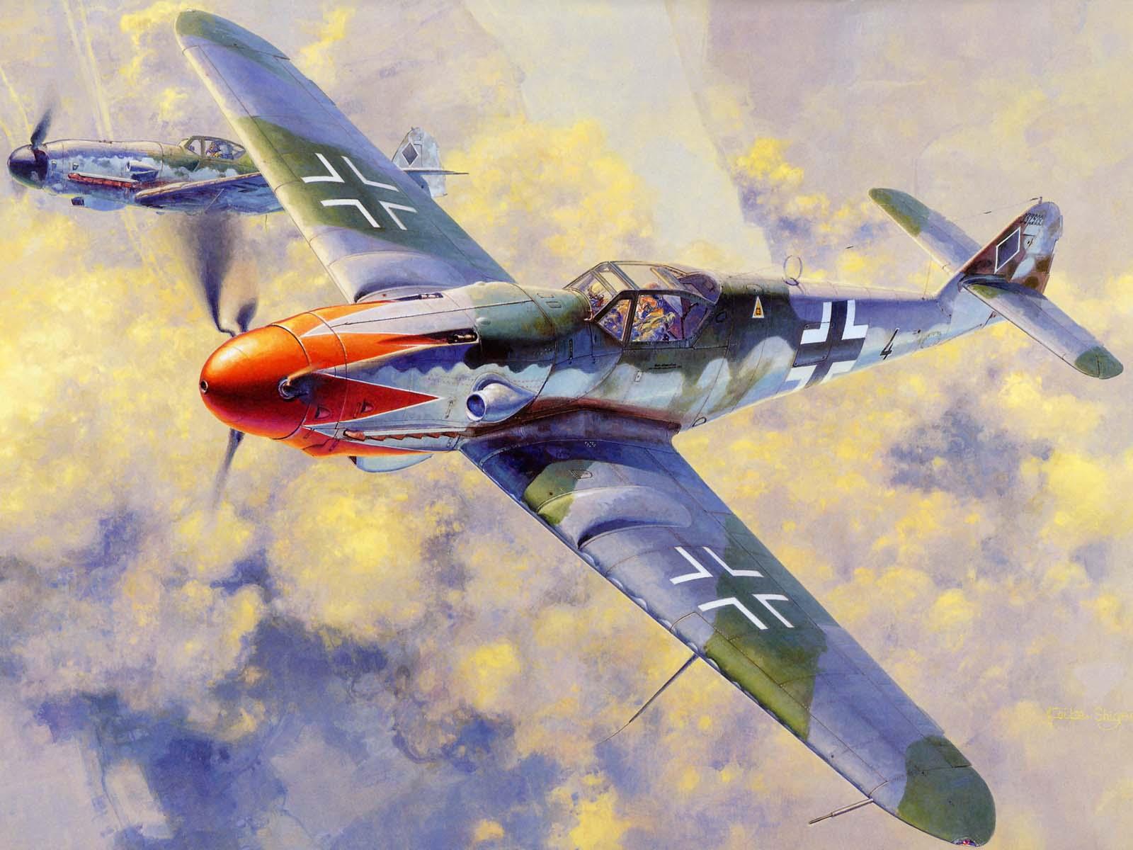 Shigeo Koike. Многоцелевой самолет Ju-88A-4.