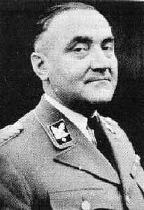 Кристиан Бергер Готтлоб. Начальник штаба Фольксштурма.