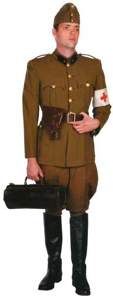 Офицер медицинской службы.
