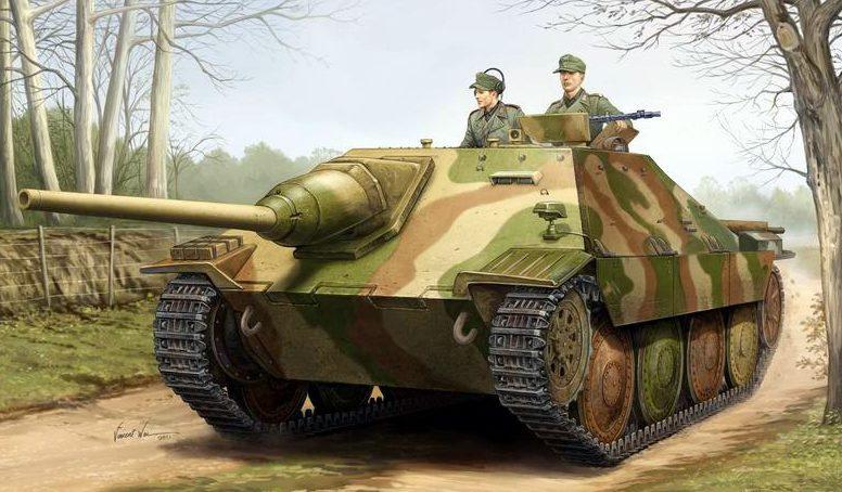 Wai Vincent. Немецкая бронетехника.