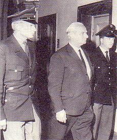 Карл Вольф под арестом. 1962 г.