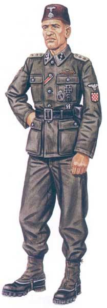 Солдаты СС.