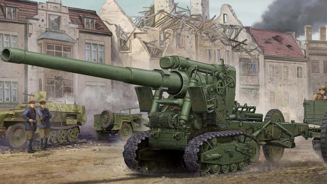 Wai Vincent. 152-мм орудие Бр-2.