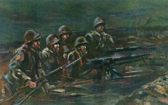 Sato Kei. Морской десант.