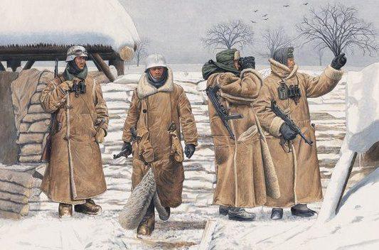 Volstad Ronald. Зима в России.