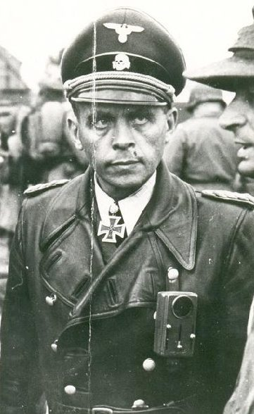 Юрген Вагнер. Генерал-майор Ваффен СС.