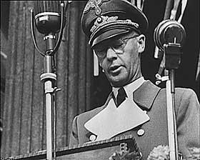 Йозеф Тербовен. Рейхскомиссар Норвегии.