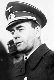 Альберт Шпеер. Рейхсминистр вооружений и боеприпасов.