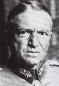 Вильгельм Адам. Генерал-полковник.