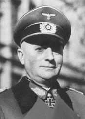 Йозеф Гарпе. Генерал-полковник.