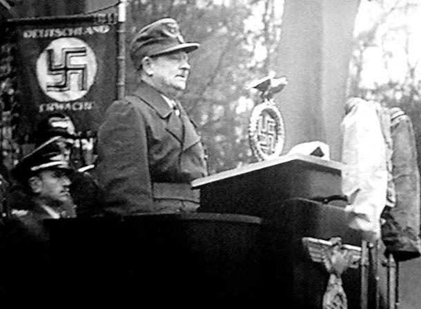 Эрих Кох. 1932 г.
