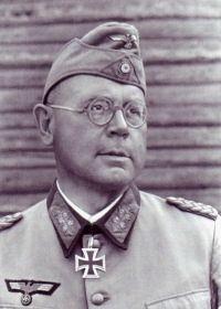 Эрих Бранденбергер. Генерал танковых войск.