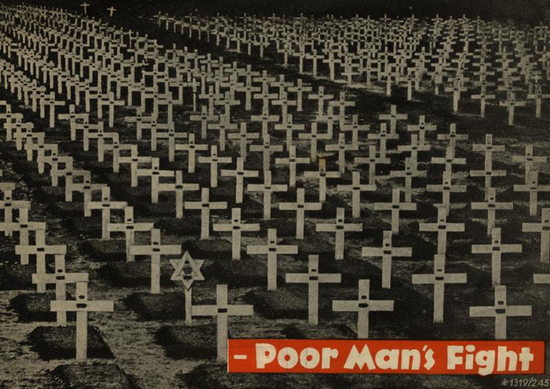 Война богачей - Бедственный бой.