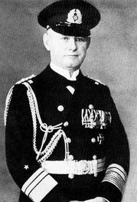 Конрад Альбрехт. Генерал-адмирал.