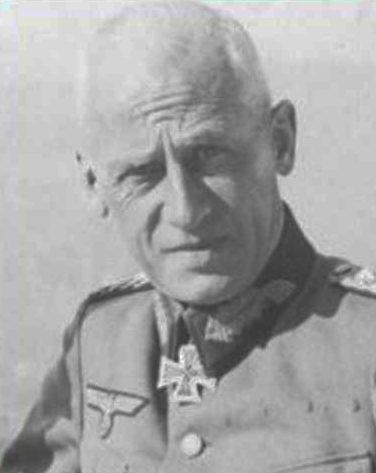 Герман Гот. Генерал-полковник.