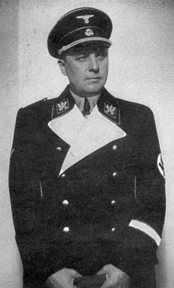 Рихард Дарре. Рейхсминистр продовольствия.