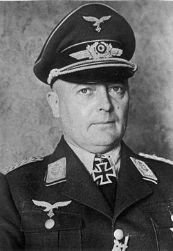 Рихард Гейдрих. Генерал парашютных войск.
