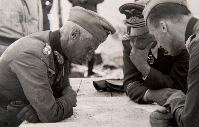 Герман Гот. Украина. 1942 г.