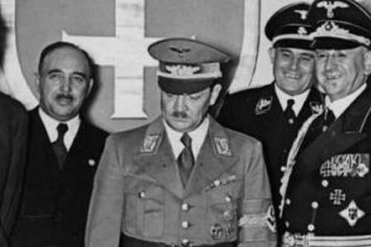 Эрих Кох. 1941 г.