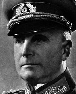 Вальтер Браухич. Генерал-фельдмаршал.