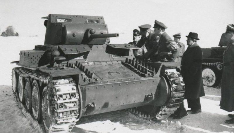 Альберт Шпеер и Адольф Гитлер. 1939 г.