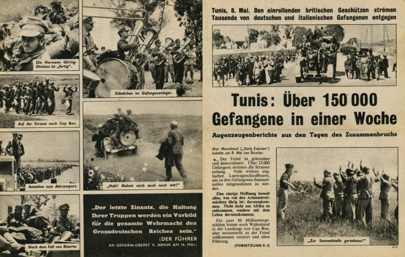 Тунис: более 150 000 пленных за одну неделю.
