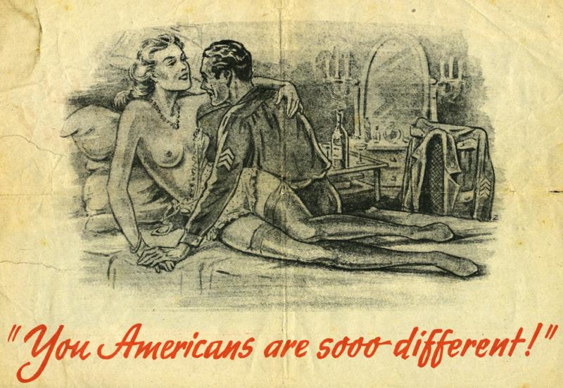 Вы, американцы …
