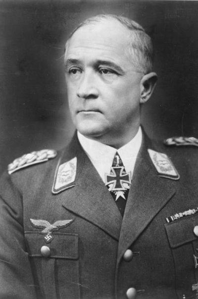 Роберт Грейм. Генерал-фельдмаршал авиации.