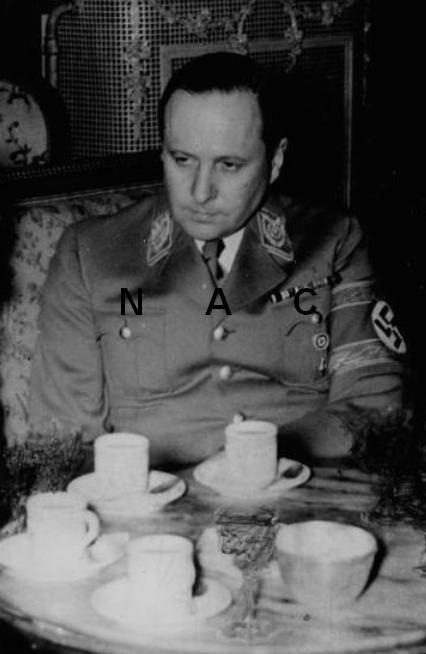 Рихард Дарре. 1940 г.