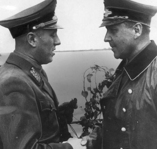 Рихард Дарре. 1942 г.