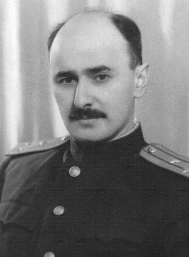 Иван Агаянц – резидент советской разведки в Тегеране.