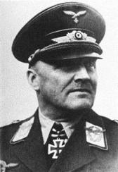 Губерт Вейсе. Генерал-полковник зенитных войск.