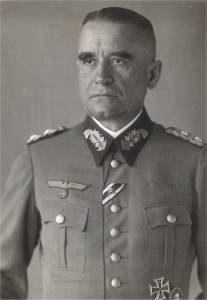 Вальтер Гейтц. Генерал-полковник.