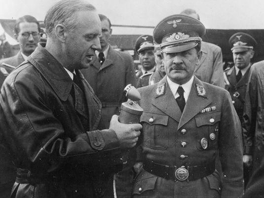 Эрих Кох. Украина. 1943 г.