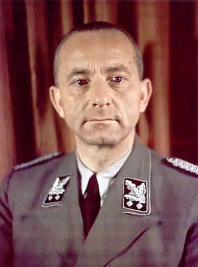 Отто Дитрих. Имперский шеф прессы НСДАП.