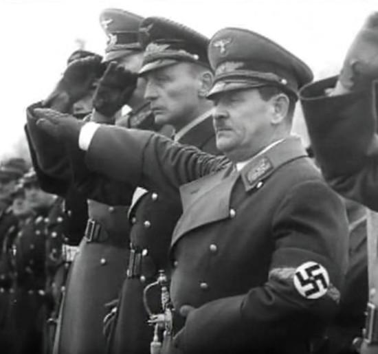 Эрих Кох. Украина. 1944 г.