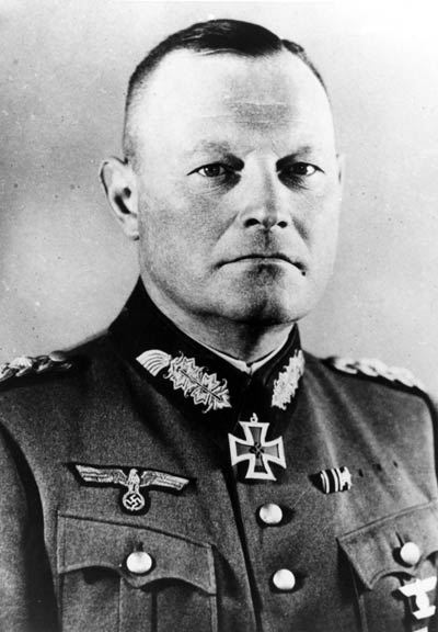 Эрих Гёпнер. Генерал-полковник.