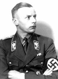 Фридрих Крюгер. Статс-секретарь по вопросам безопасности в генерал-губернаторстве.