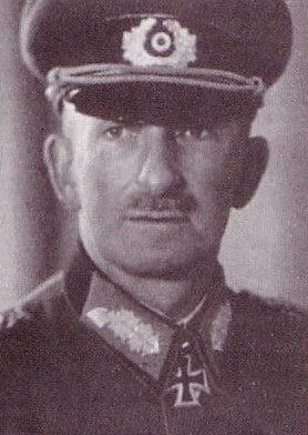 Ганс Юрген Арним. Генерал-полковник.