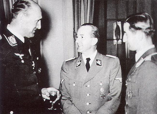 Отто Дитрих. 1940 г.