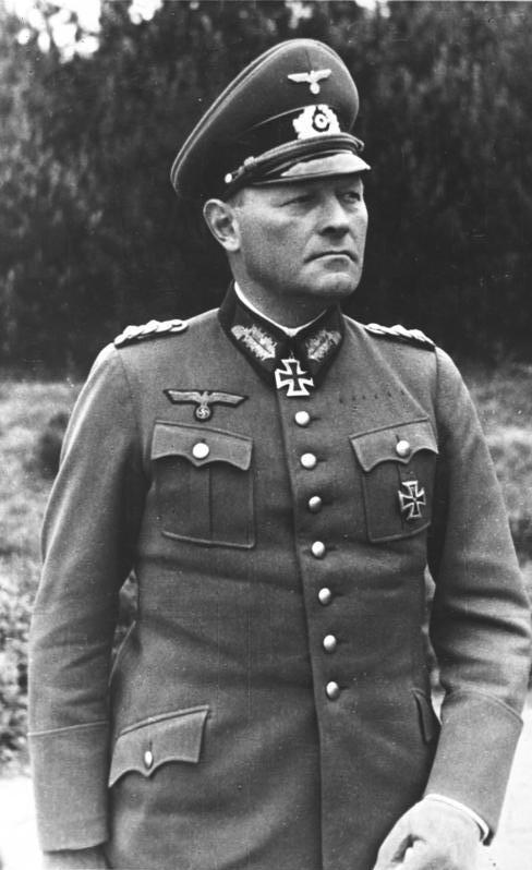 Эрих Гёпнер. 1939 г.