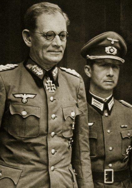 Максимилиан Вейхс. 1942 г.