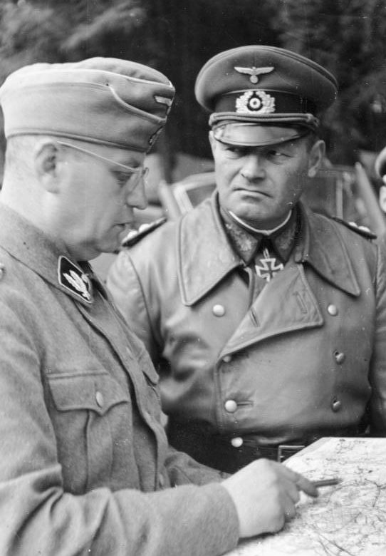 Эрих Гёпнер. 1941 г.