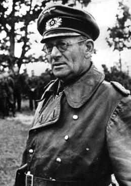 Максимилиан Вейхс. 1943 г.