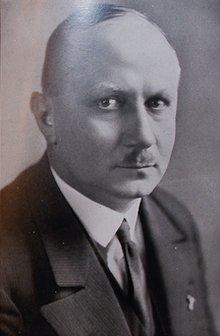 Вильгельм Кубе. Гауляйтер Белоруссии.