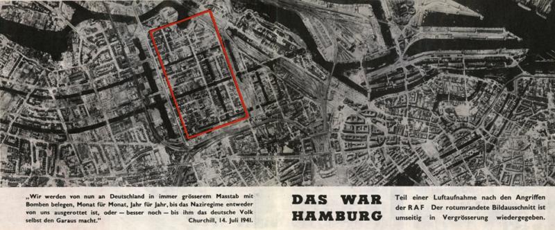 Это был Гамбург.