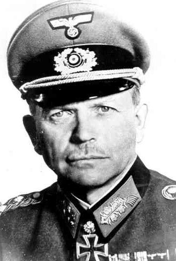 Гейнц Гудериан. Генерал-полковник.