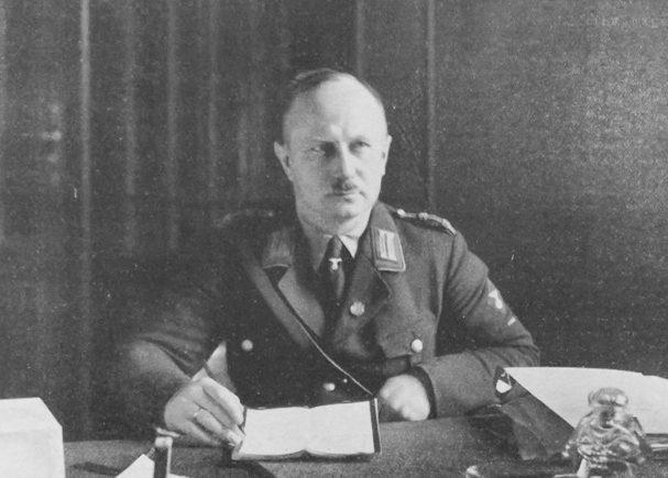 Вильгельм Кубе. 1933 г.