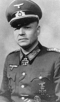 Отто Вёлер. Генерал пехоты.